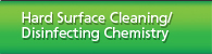 Hard Surface Cleaning Chemistry